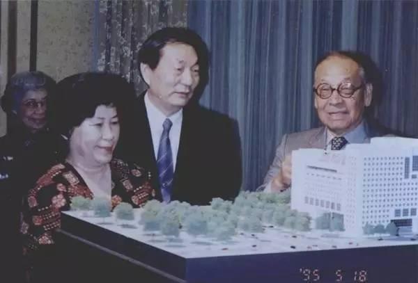 100张照片回顾贝聿铭的100岁人生 | ZOOM