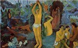 罗纳德·莱特的《极简进步史》始于对高更这幅名画的凝视。