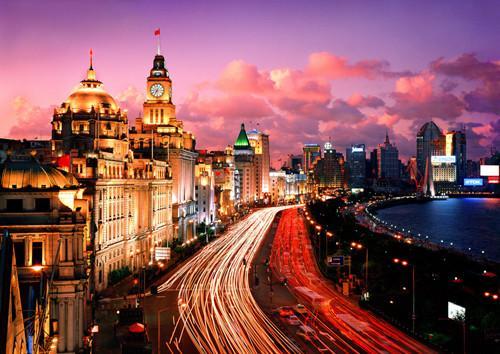 夜上海的情人墙