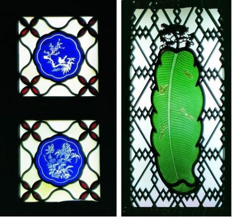 古代窗户装饰