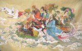 元墓中的山水画图像:从大同冯道真墓谈起