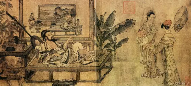 在古代,做一个中国人要比做一个外国人舒服得多