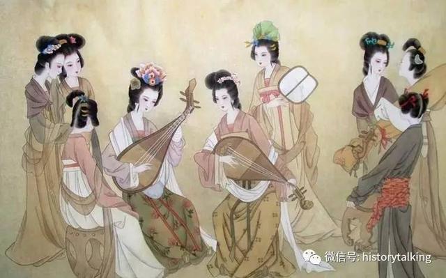 在唐朝当妓女,是一种什么样的体验?