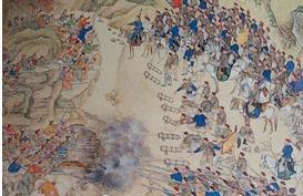 陈事美:新疆剿匪平叛的大清模式