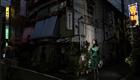 阴暗风格日式摄影作品