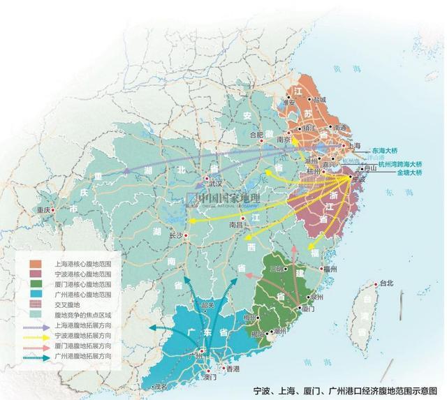 城市战争:一百年前的广州为何会被上海取代?