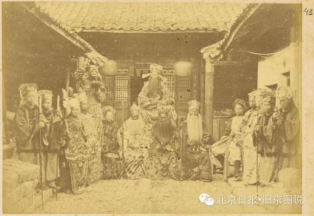 1874年,俄罗斯间谍来到中国拍下了这些照片