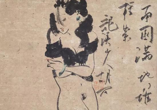 中国风骨 当代写意人物画名家邀请展在京举行