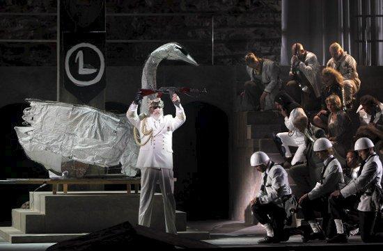 《罗恩格林》:德国浪漫主义歌剧巅峰