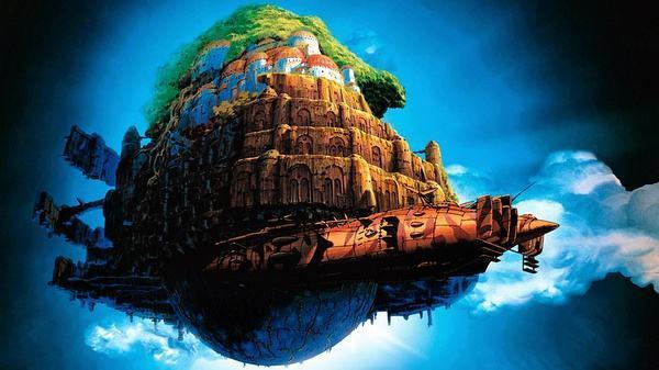 """《天空之城》里的""""废核""""隐喻:空中都市为什么毁灭?"""
