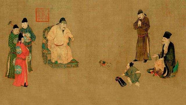 唐明皇(图源于网络)