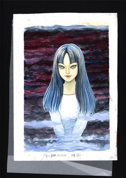 伊藤润二经典美学ARv经典展北京站将在今日偷拍初中生红外线图片