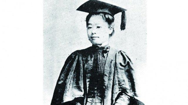 韩国飘宣99墨泥她是日本女子教育的先驱者_文化_腾讯网韩版连衣裙99元起
