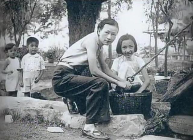 坚持就是胜利的信念,支撑着林徽因,梁思成,李庄的5年,依靠的是内心强图片