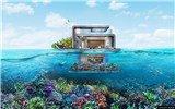 迪拜豪华水下海景房