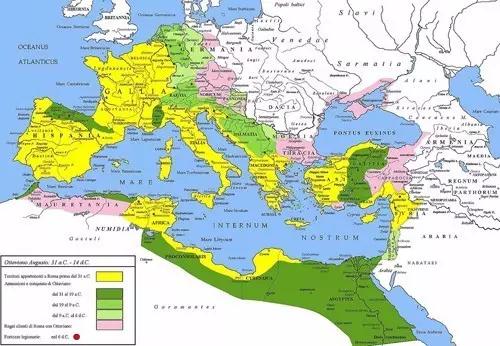 包刚升:共和政体与古罗马文明的崛起图片
