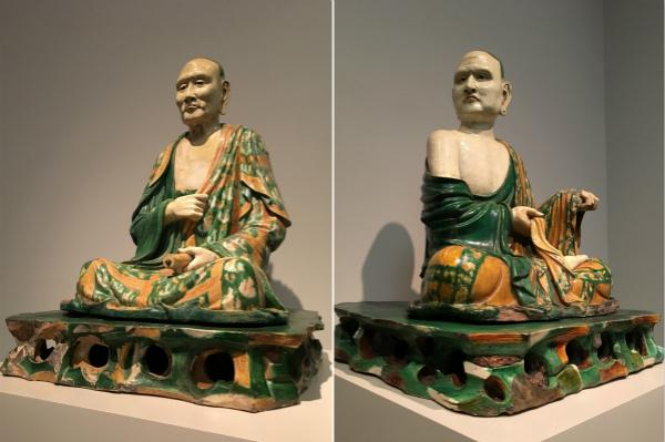 """李晖:大英博物馆藏唐三彩俑的""""往事回译"""""""