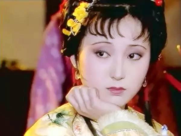 林黛玉,《红楼梦》(1987 版)官方剧照