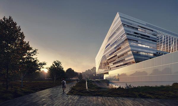 上图东馆开建:上海的城市会客厅
