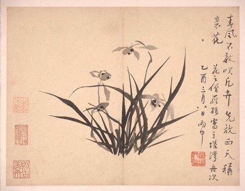 从扬州八怪到海上画派,窥文人画派多元流变图片