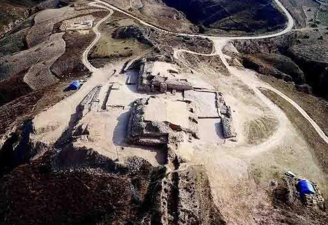 陕西石峁城是黄帝部族住地?