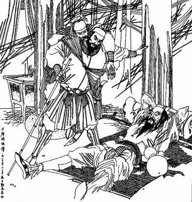 多人文观书院思享二千多年前,太史公在《史记》中单辟《游侠列图片v多人漫画的图片