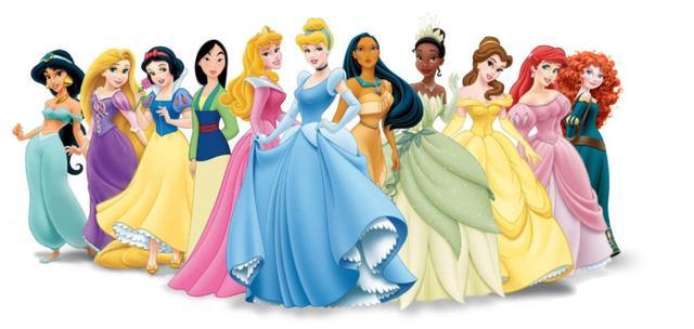 迪士尼乐园60年:非主流公主起底