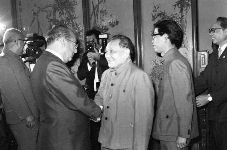 马丁·雅克:邓小平时代是人类历史上最成功的转型期