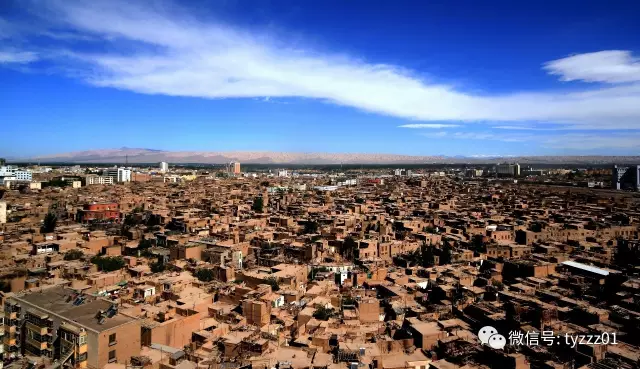 沈苇:喀什噶尔|美文