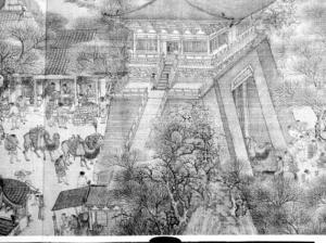 揭《清明上河图》历史密码:繁荣背后藏暗线