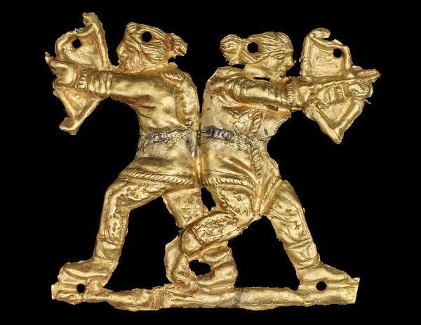 """大英博物馆将展""""斯基泰人"""",与多斯拉克人有何异同"""