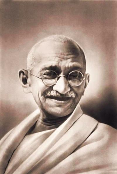 甘地:圣雄的复杂面相