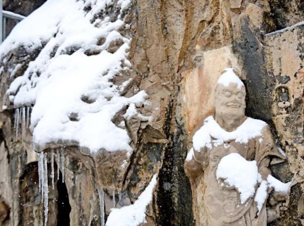 雪中的江南古韵与古画中的雪景 美得可以屏住呼吸