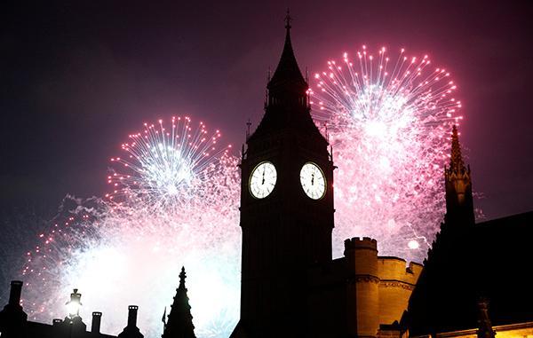 世界各国迎接新年都有哪些风俗?