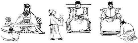 网络漫画:君权与相权的历史变化