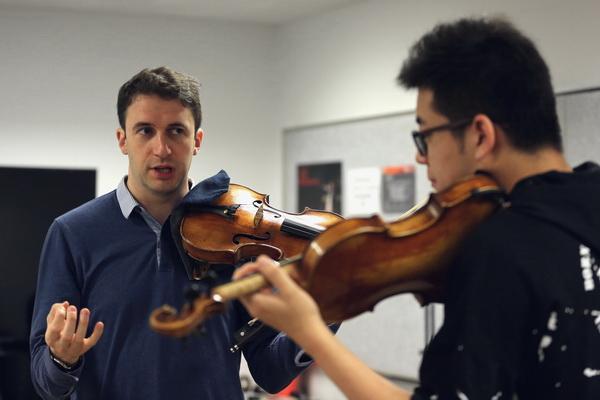 中德乐队学院相互取经、共话未来