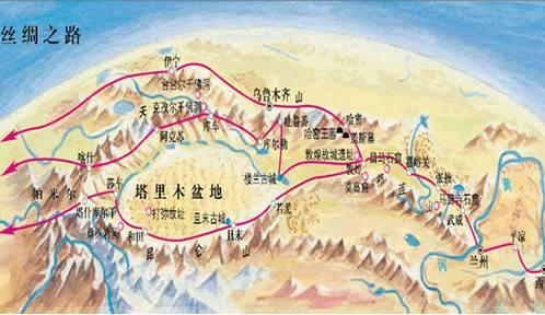 东方学、区域研究、丝路探索