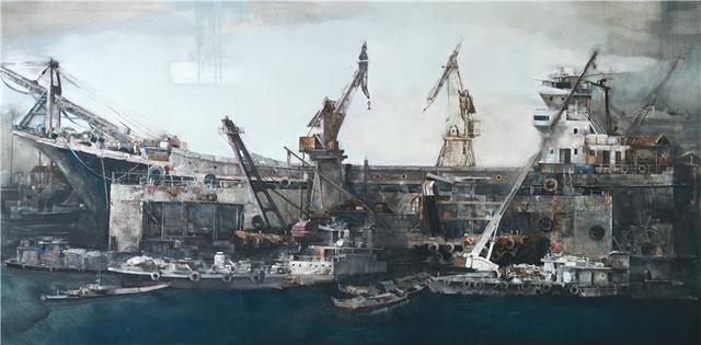 中国意大利当代艺术双年展精品作品展将在深圳开幕