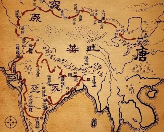 历史上的丝绸之路是怎样的一条路