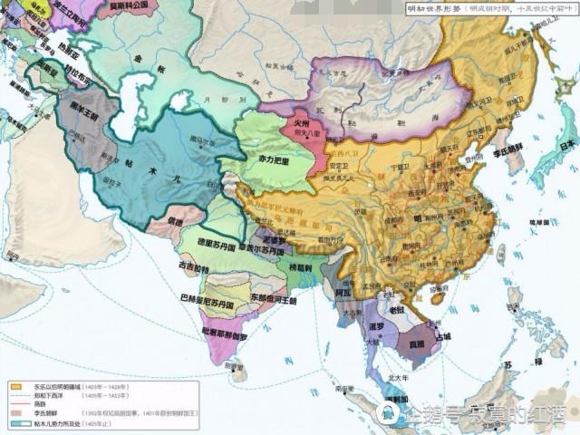 明朝号称世界第一强国,为何连西域都没收回来