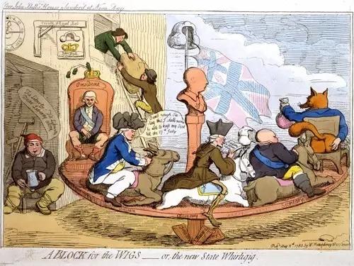 包刚升:立宪传统与英国议会政治的登场