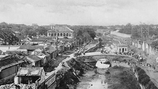 1902年,北京城。