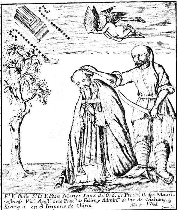 这个传教士被抓,大清官民争相为他奔走卖命