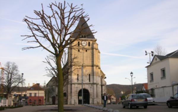 法国天主教堂割喉恐袭:一场宗教战争的缩影?