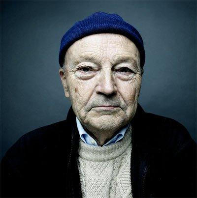 法国文学大师米歇尔·图尔尼埃,2016年1月18日去世
