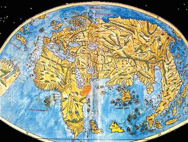 《地缘看世界》:新世纪到来之际,谁是世界的中心?
