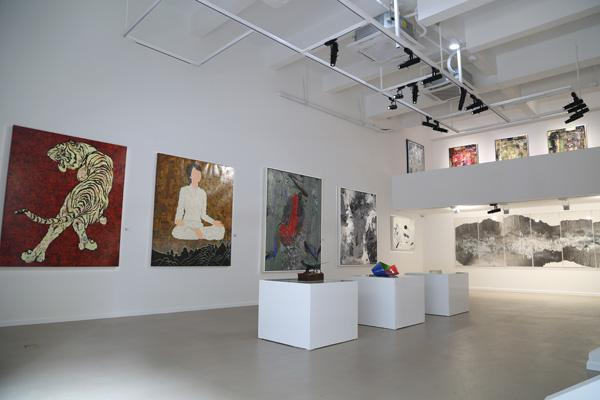 8月13日 福州举办了一场轰动中国艺术界的展览图片