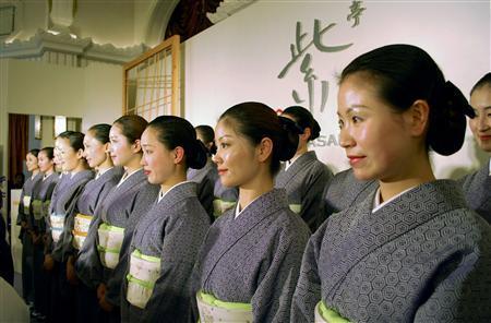 日本人的热情来自于尽职