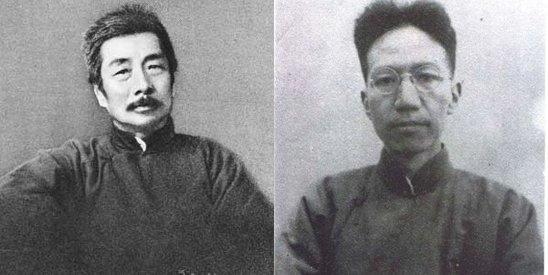 """""""五四""""以来,新文学家中仍有人诗歌写得好,如鲁迅,陈寅恪。"""