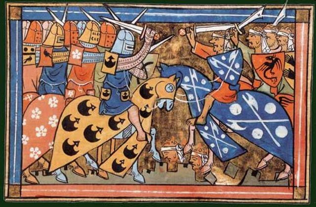 technology and the crusades